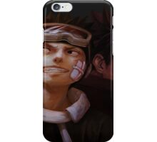 obito poster kid iPhone Case/Skin
