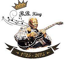 B.B. King - Rest In Peace by kramprusz
