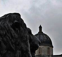 The Lions Of London by TeapotMysteries