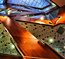 UNSW Faculty of Law. Interior III by andreisky