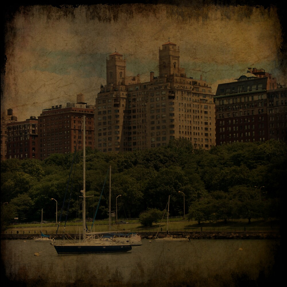 Old New York  by Cody  VanDyke