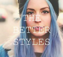 GEMMA IS THE BETTER STYLES by paragonstyle