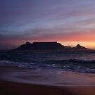 Table Mountain by HeatherEllis