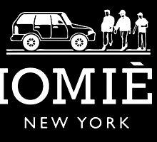 Homies, New York by bradjordan412