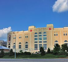 UNL's Memorial Stadium by PJS15204