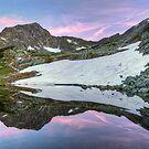 Sunrise Vel'ka Studena Dolina by Steven Pearce
