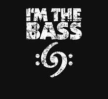I'm the Bass Clef 69 Vintage White Unisex T-Shirt