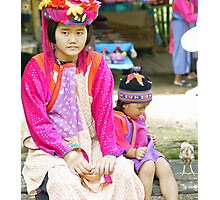 Thai Kids Photographic Print
