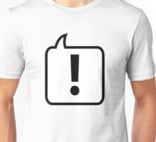 Exclamation! Unisex T-Shirt