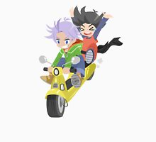 Dragonball Z - Chibi Trunks and Goten Unisex T-Shirt