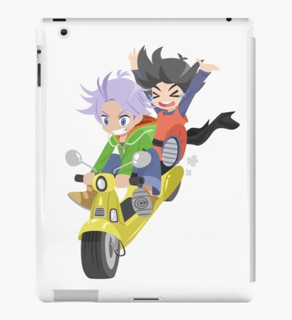 Dragonball Z - Chibi Trunks and Goten iPad Case/Skin