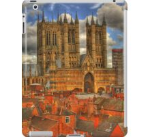 Lincoln Cathedral HDR iPad Case/Skin