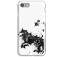 ink wolf iPhone Case/Skin