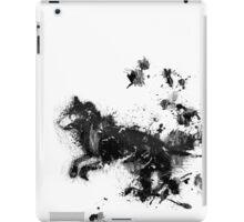 ink wolf iPad Case/Skin