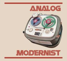 Analog Modernist T-Shirt