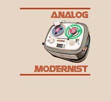Analog Modernist Unisex T-Shirt