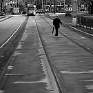 Tram Stop by Jason Bran-Cinaed