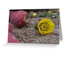 Cactus Tuna Greeting Card
