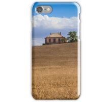 House on the hill iPhone Case/Skin