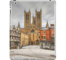 Lincoln Cathedral iPad Case/Skin
