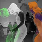Irish Plains War Dance by Greg Schroeder