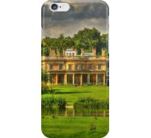 Riseholme Hall iPhone Case/Skin