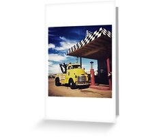 Parker Arizona Greeting Card