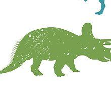 Dino by orkki