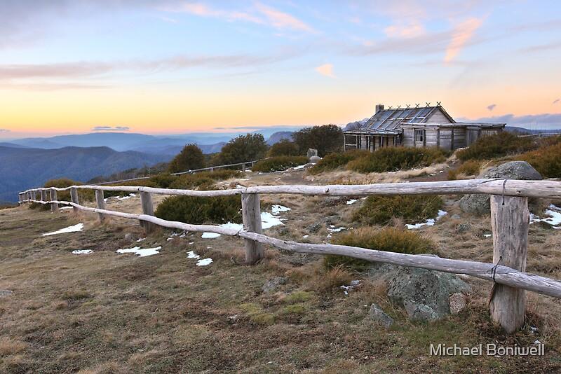 Stirling Australia  city images : Craig's Hut, Mt Stirling, Australia