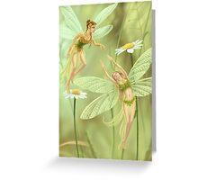 Flower Fairies Greeting Card