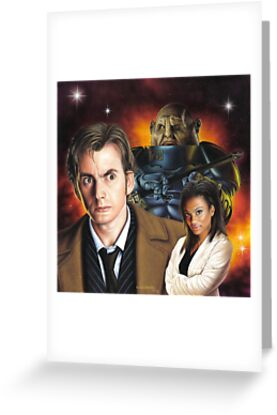 David Tennant the 10th Doctor by Colin Howard