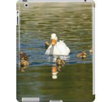 Ducklings & Mother iPad Case/Skin