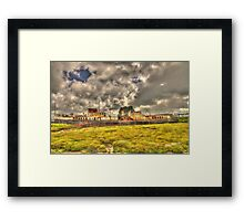 PS Ryde Framed Print