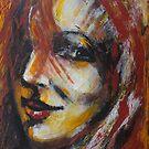 Smile - Portrait Of A Woman by CarmenT