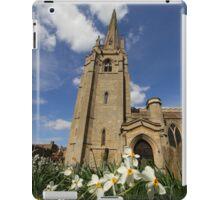 Spalding Church iPad Case/Skin