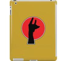 Handy Llama iPad Case/Skin