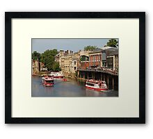 River Ouse Framed Print