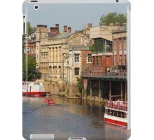 River Ouse iPad Case/Skin