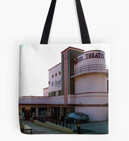 Historic Cinema Tote Bag