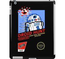 Droid Hunt  iPad Case/Skin