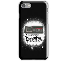 Know Your Roots iPhone Case/Skin
