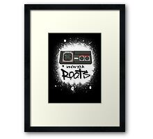 Know Your Roots Framed Print