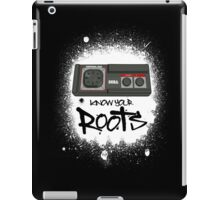 Know Your Roots iPad Case/Skin