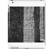 Walking with ghosts  iPad Case/Skin