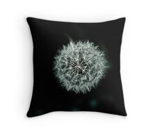 Space ball Throw Pillow