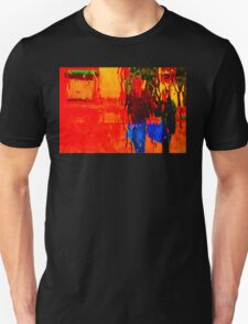 COLORS OF TUSCANY (CARD) T-Shirt