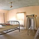 Old Bed and Plaster Ceilings by DariaGrippo