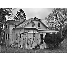 Amityville Horror house Photographic Print