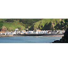 Pennan from Fort Fiddes Photographic Print
