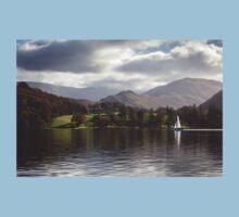 Ullswater, Lake District. UK Kids Tee